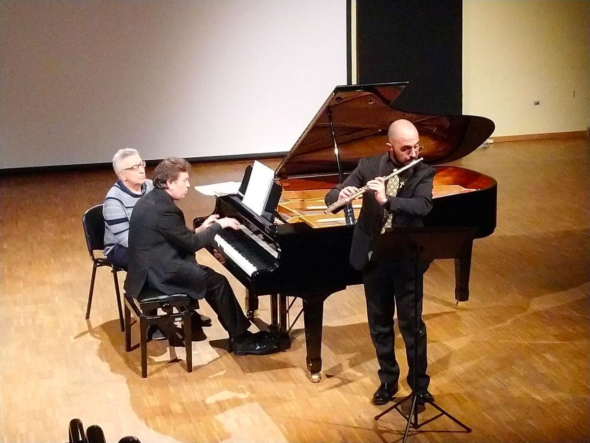 Concerti Aperitivo Aosta 2018 - Issoglio De Matteis
