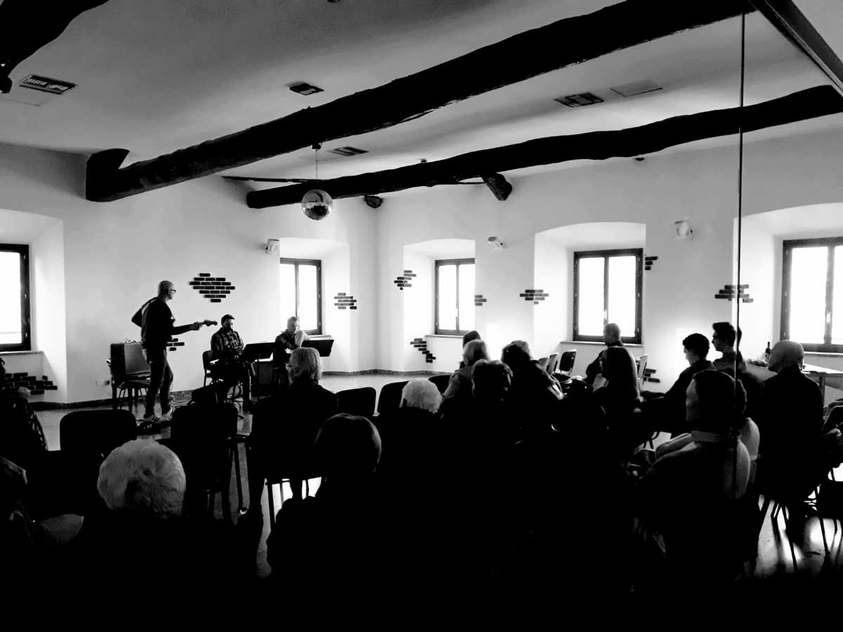 Concerti Aperitivo Settimo Milanese 2018 - Massaron Folk